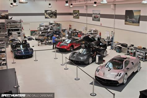 pagani factory tour pagani new factory tour 76 speedhunters