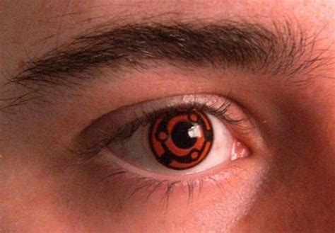eye tattoo contacts red n black eye contact naruto contacts pretty eyes