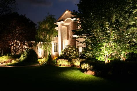Outdoor Landscaping Lights Outdoor Lighting Lawnpro Landscapes Ltd