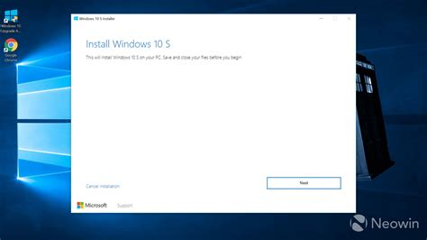 install windows 10 new computer now anyone can install windows 10 s on their pc neowin