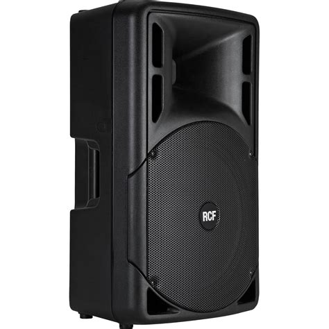 Speaker Rcf rcf 12 quot 312a mkiii 2 way active speaker 312a mk3