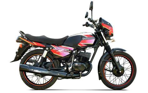 Suzuki Best 110 Tvs Suzuki Shogun 110 Price Specs Review Pics Mileage