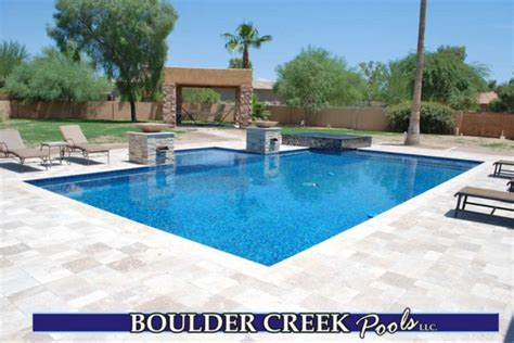 geometric pools geometric pools boulder creek pools and spas