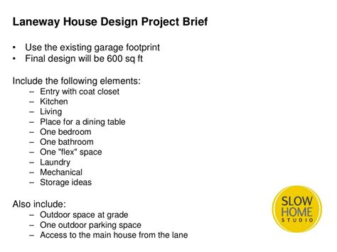Design Brief Of A House | house design brief exle interior design picture