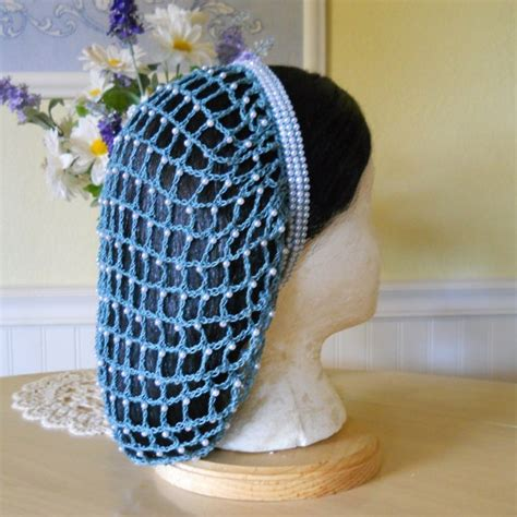 pattern for snood hair net 17 best images about crochet hair nets on pinterest