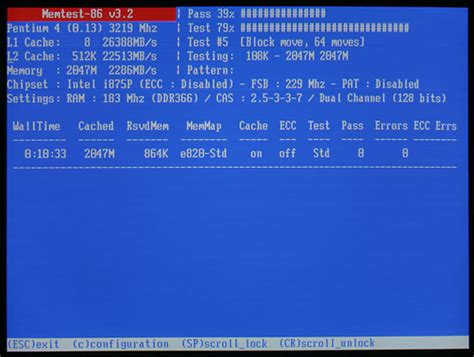 test windows 7 memtest86 windows 7 screenshot windows 7