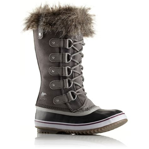 joan of arctic sorel boots sorel women s joan of arctic boots eastern mountain sports