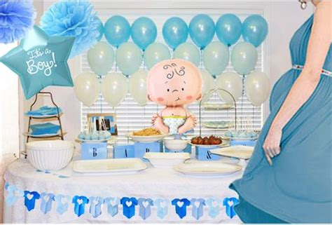 baby shower ni 209 o todo para decorar la m 225 s divertida baby shower de nio wedding