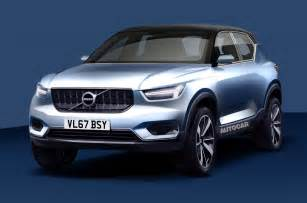 Volvo Xc40 Volvo Xc40 Confirmed For 2017 Launch Autocar