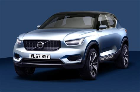 volvo car volvo xc40 confirmed for 2017 launch autocar