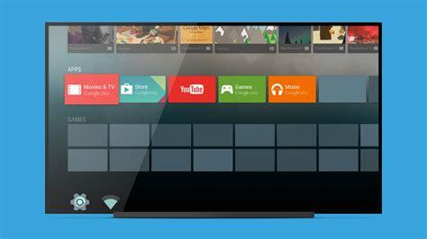 Tv Os Android android tv launcher est l 224 pour vous convaincre que