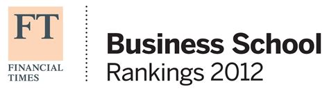 Ft Mba by Financial Times Ranks Broad 1st In U S In Placement