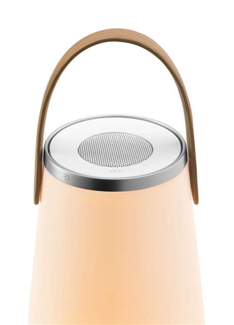 design milk speakers uma sound lantern portable light speaker design milk