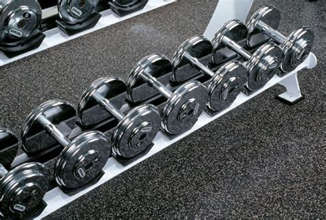 Rubber Gym Flooring Rolls are Gym Mats by FloorMats.com