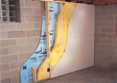 Ideas For Finishing Concrete Basement Walls Basement Stairs Ideas Zozeen