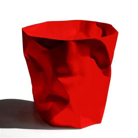 Klein Und More by Klein Und More Klein Und More Papierkorb Bin Bin Rot