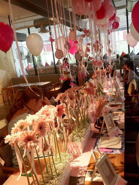 Baby Shower At A Restaurant by Augustdinersfoodblog Guide Dianna S Baby Shower