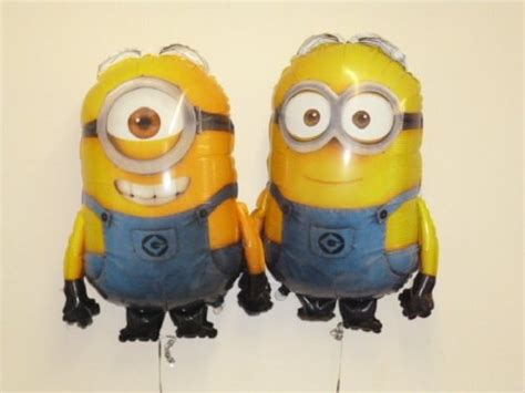 Balon Print Minion minions supplies