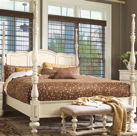 bedroom furniture savannah ga uf 996260b paula deen linen savannah king poster bed