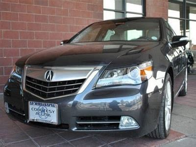 What Is The Acura Technology Package Acura Rl Technology Package Photos And Comments Www