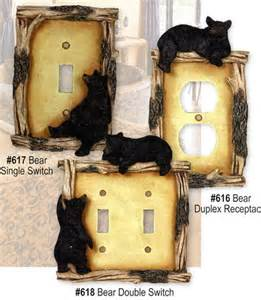 Cabin Decor Outlet by Black Switch Plate And Outlet Plate Covers