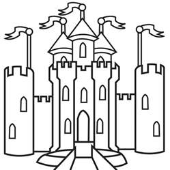 castle coloring pages children s and coloring book gallery usa illustrations