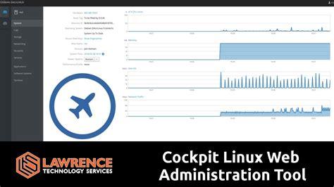quick review  cockpit  web based linux server