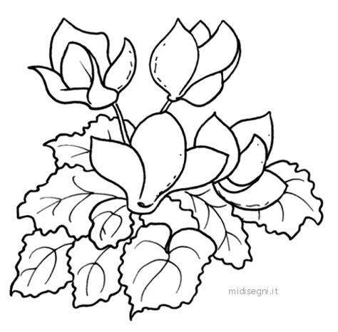 disegni di piante e fiori piante e fiori da colorare idea creativa della casa e