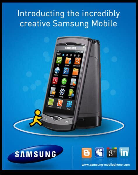 Samsung Mobile Poster samsumg mobile poster design