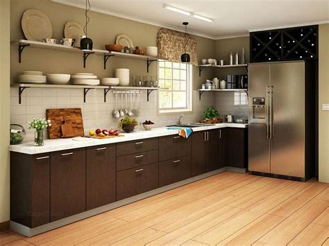 Full House Design Studio Hyderabad 20 glamorous kitchen designs selected to inspire you