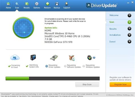 drive update slimware utilities driverupdate review rating pcmag com
