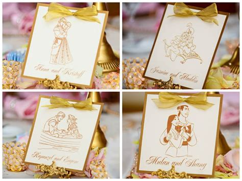 25 best ideas about disney table numbers on princess wedding themes disney theme