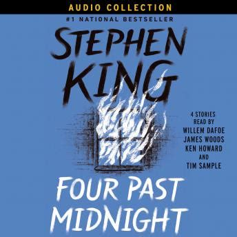 four past midnight 0340535261 listen to four past midnight by stephen king at audiobooks com