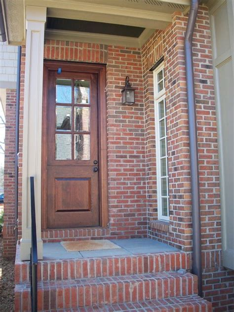 Cedar Front Door by Split Door In Cedar