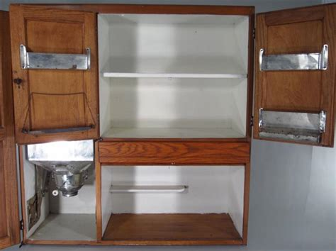 igavel auctions hoosier baking cabinet made by sellers