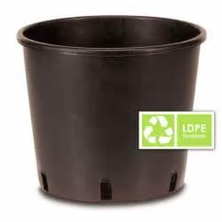 vasi idroponica vaso tondo 12l 26x26cm nero