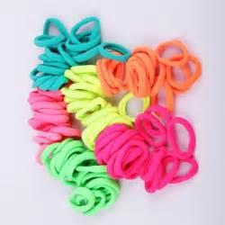 baby hair ties aliexpress buy 100pcs 8mm colorful baby elastic hair ties hair bands rope ponytail