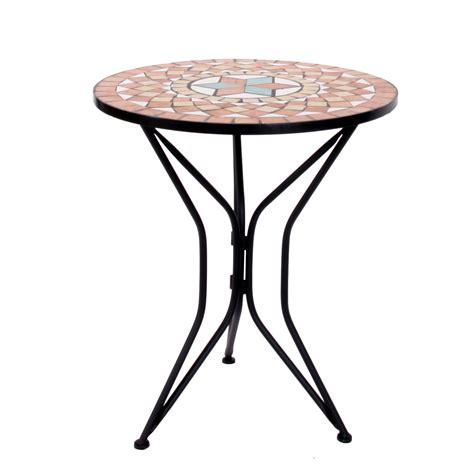 Mosaiktisch Gartentisch Rund Oder Quadratsch Ebay