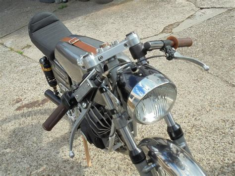 Dmax Motorrad Bauen by Cafe Racer Umbau 50er Forum