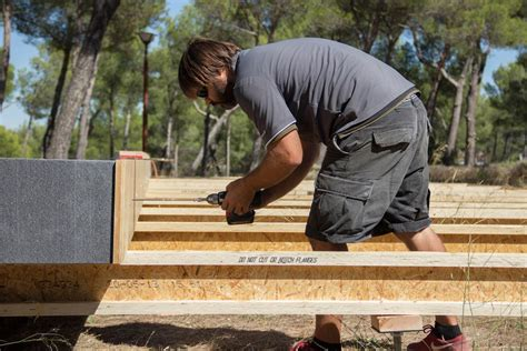 wood lego house lego pop up house construction business insider