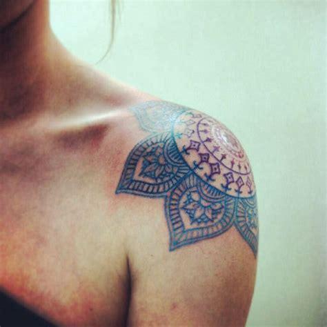 tattoo mandala hombro todo sobre los tatuajes de mandalas y su significado