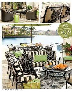 1000 images about outdoor decor on pinterest patio ballard designs amalfi outdoor furniture how to decorate