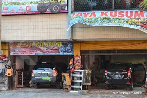 Lu Depan Mobil Variasi adu layanan demi merebut pelanggan 3