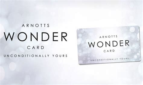 trending download the new arnotts wonder app win a 100 arnotts gift card - Arnotts Gift Card Balance