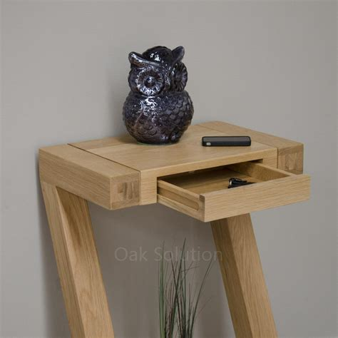 Small Corner Cabinets Dining Room by Z Solid Oak Designer Furniture Small Hall Console Hallway