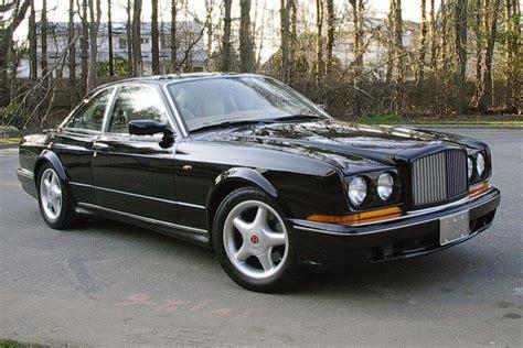 Two Door Bentley by 1997 Bentley Continental T 2 Door Hardtop 43373