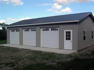 pole barn garage kits beautiful three car garage kits 9 garage pole barn kit 30