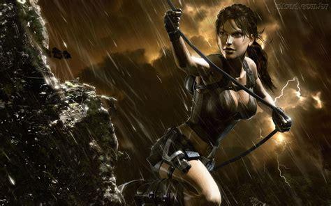 Lara Croft Wallpaper | free lara croft tomb raider 2 wallpaper wallpup com