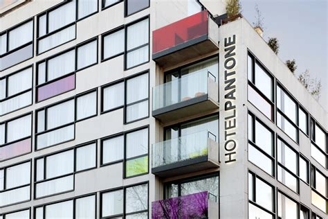pantone hotel color buffs this pantone hotel is here to make all your
