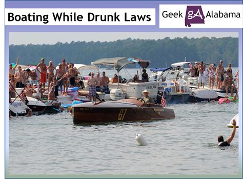 alabama boating laws boating while intoxicated laws are stricter in alabama